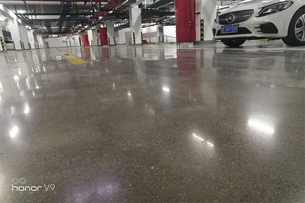 耐磨硬化地坪